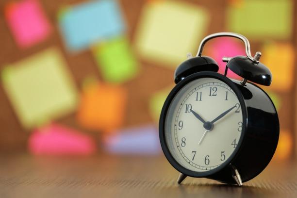 Alarm clock 612x408